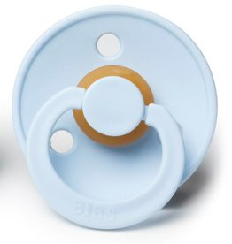 Bibs Pacifiers pacifier- baby blue