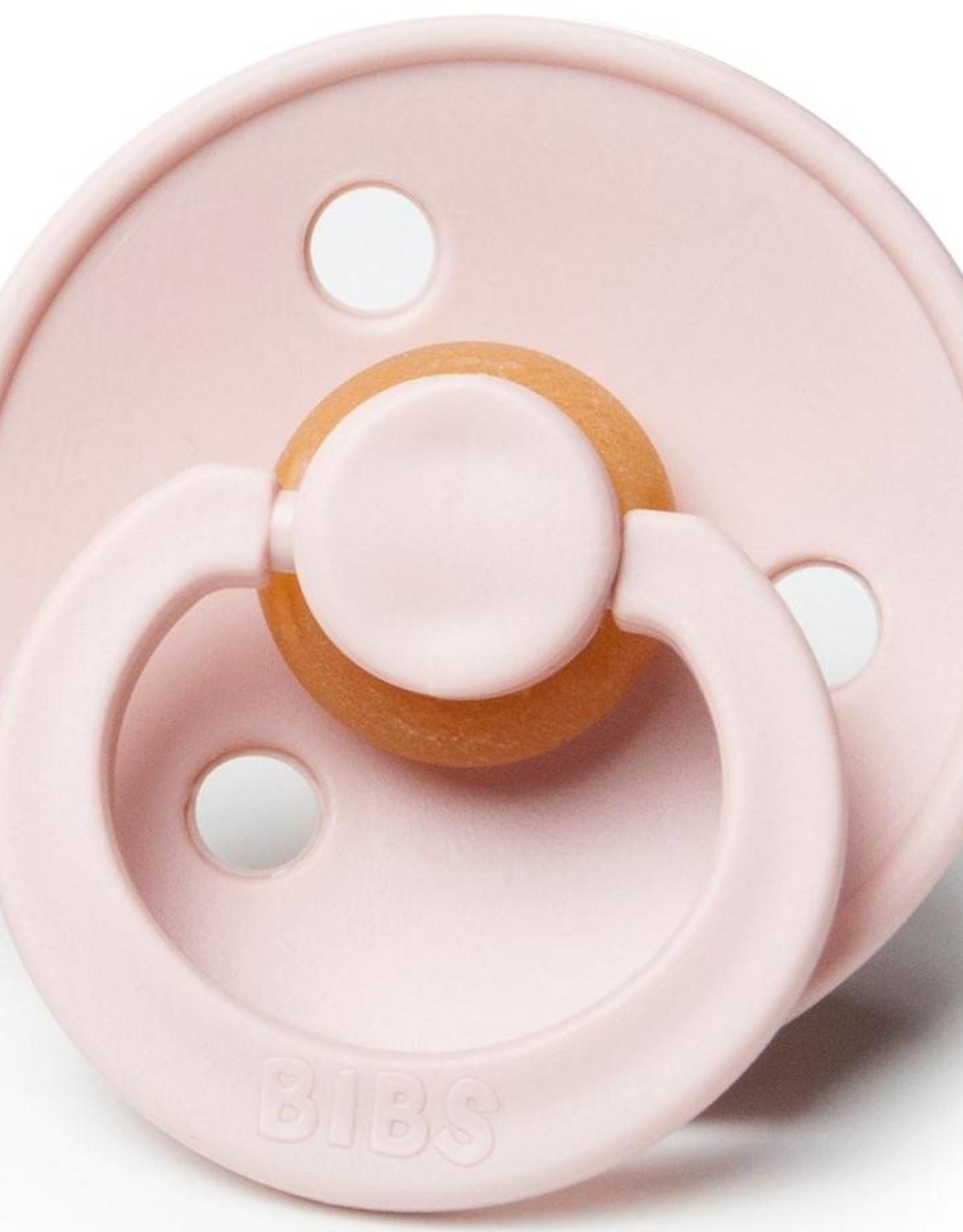 Bibs Pacifiers pacifier- blush