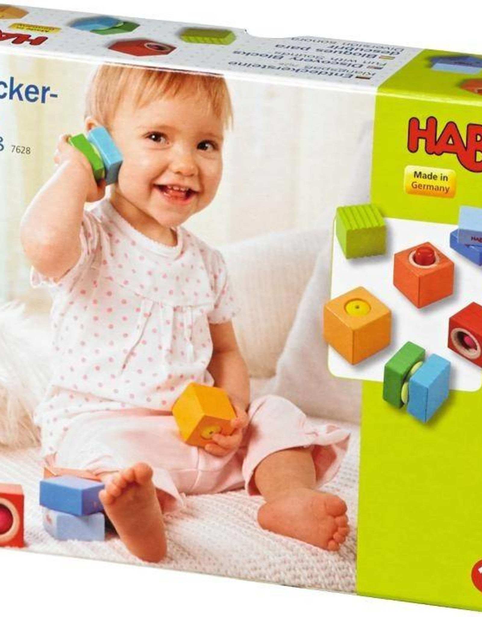 Haba sounds discovery blocks