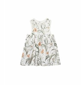Rylee and Cru layla mini dress- tropical