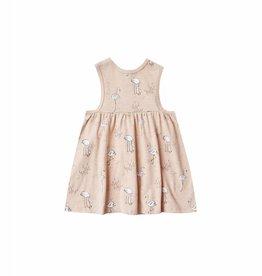 Rylee and Cru layla mini dress- flamingos