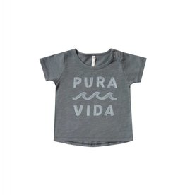 Rylee and Cru basic tee- pura vida