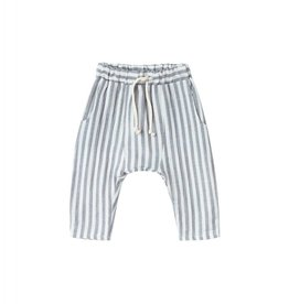 Rylee and Cru hawthorne trouser- storm stripe