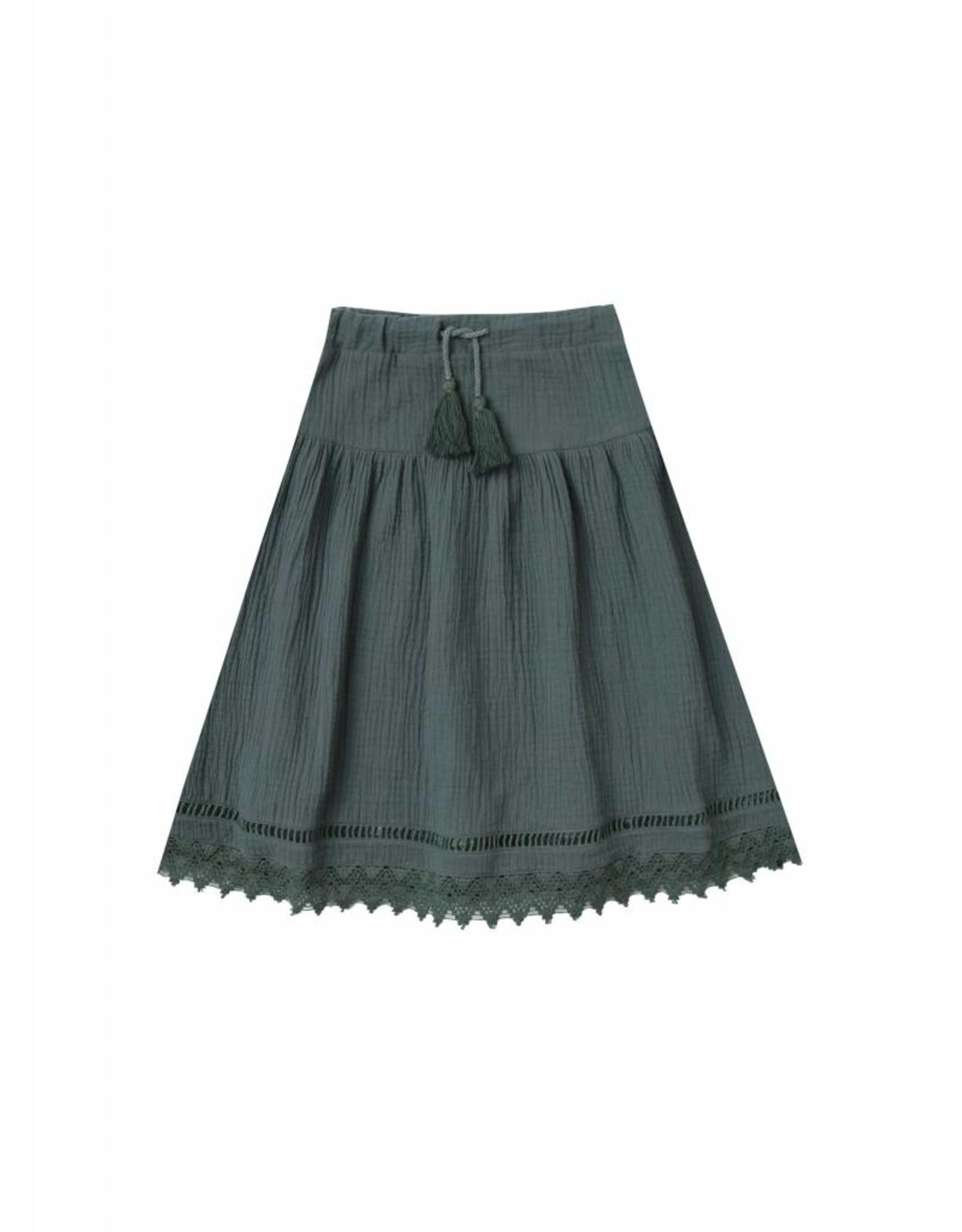 Rylee and Cru mila maxi skirt- storm