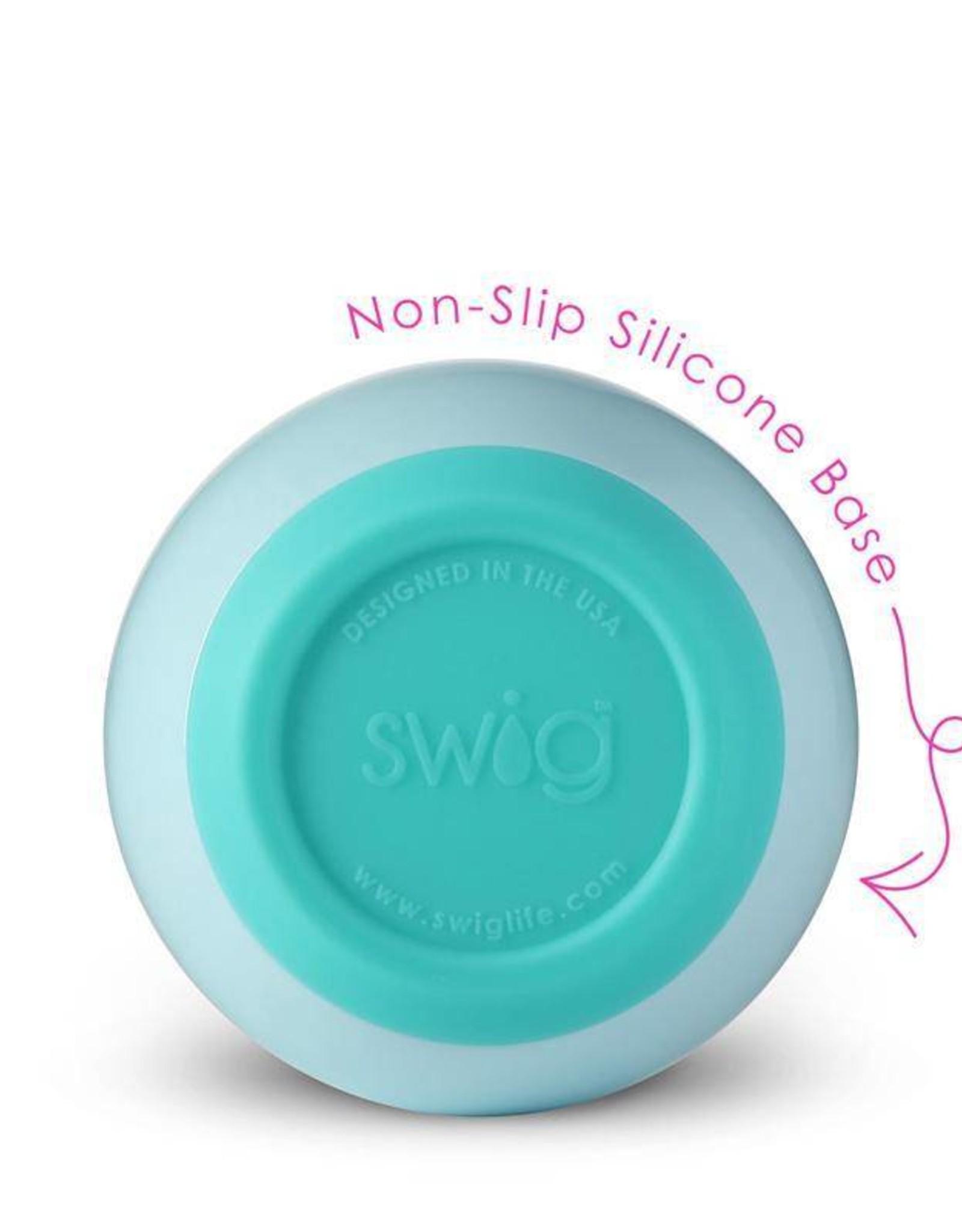 Swig 14oz stemless wine- blush