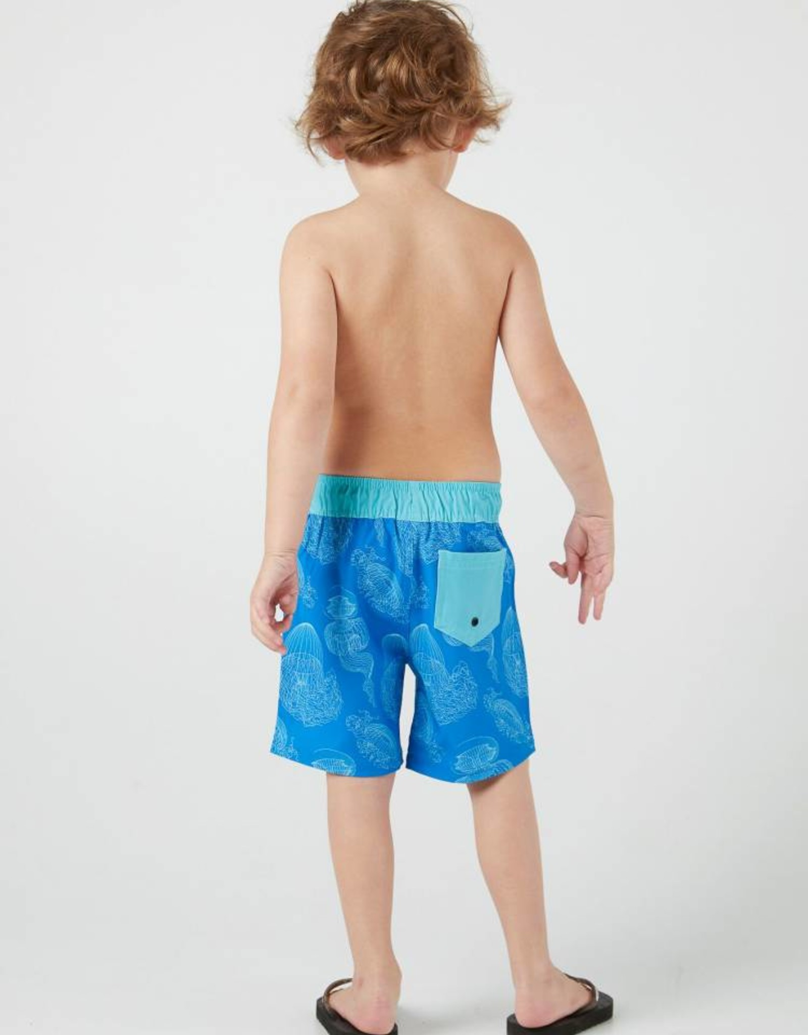 Feather 4 Arrow swim trunks- legion blue