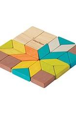 Plan Toys to-go mosaic set