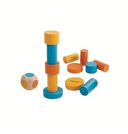 Plan Toys to-go stacking game