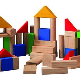 Plan Toys 50 block set