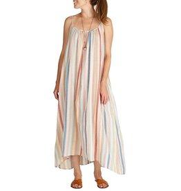 Pink Chicken andie dress- vintage stripe