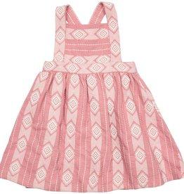 Pink Chicken willa dress- rose