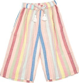 Pink Chicken theodore pant- vintage stripe