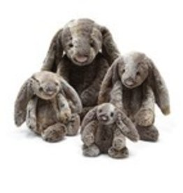 Jellycat bashful woodland bunny - medium