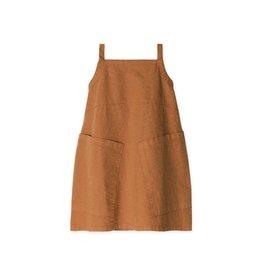 Go Gently Nation apron dress- adobe