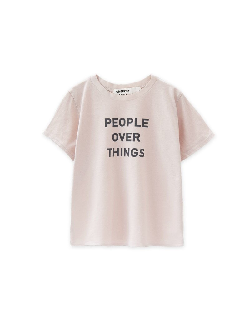 Go Gently Nation people over things tee