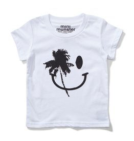 Munster Kids palm pick- white