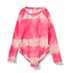 Munster Kids flow- pink tie dye