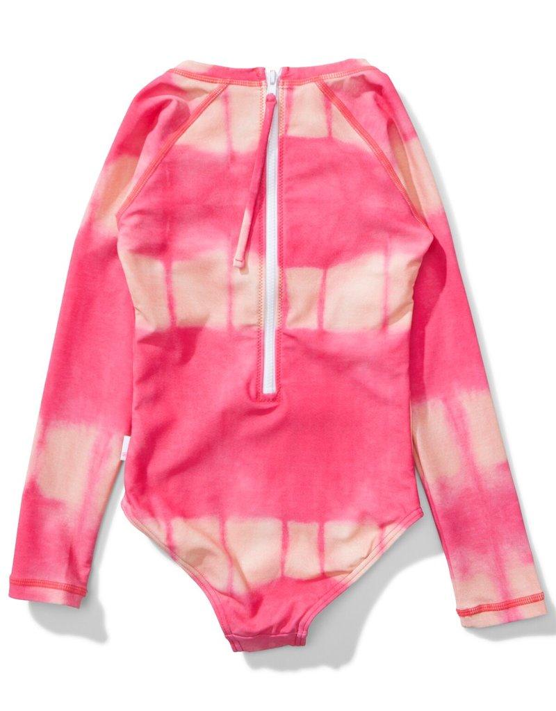 Munster Kids flow- pink tie dye