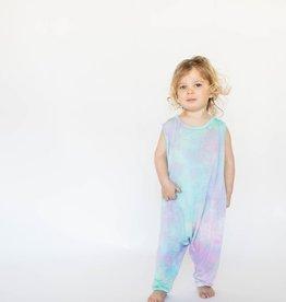 Little Moon Society reece romper- unicorn