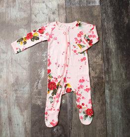 Bestaroo footie- cherry blossom