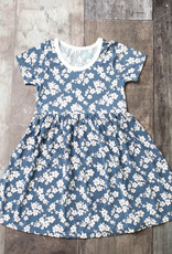 Bestaroo indigo floral dress