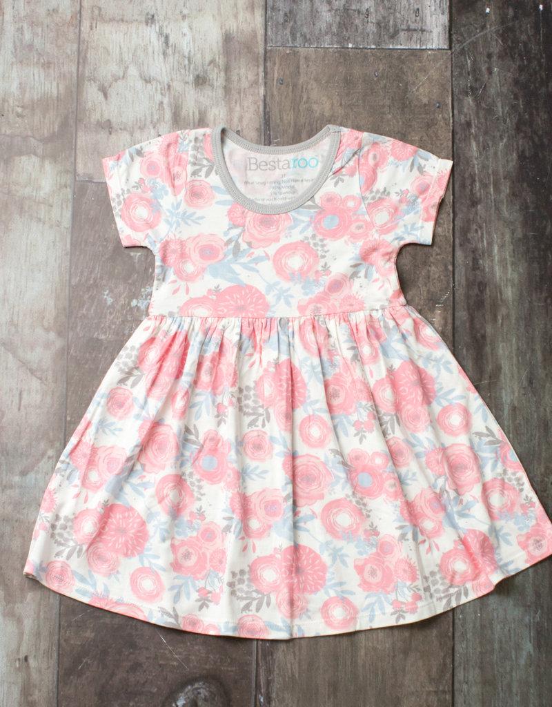 Bestaroo pink floral dress