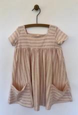 Vignette rylie dress- blush