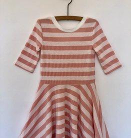 Vignette abbey dress- blush