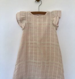 Vignette julia dress- blush