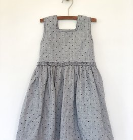 Vignette lulu dress- navy