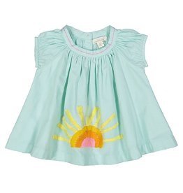 Everbloom sunrise baby dress