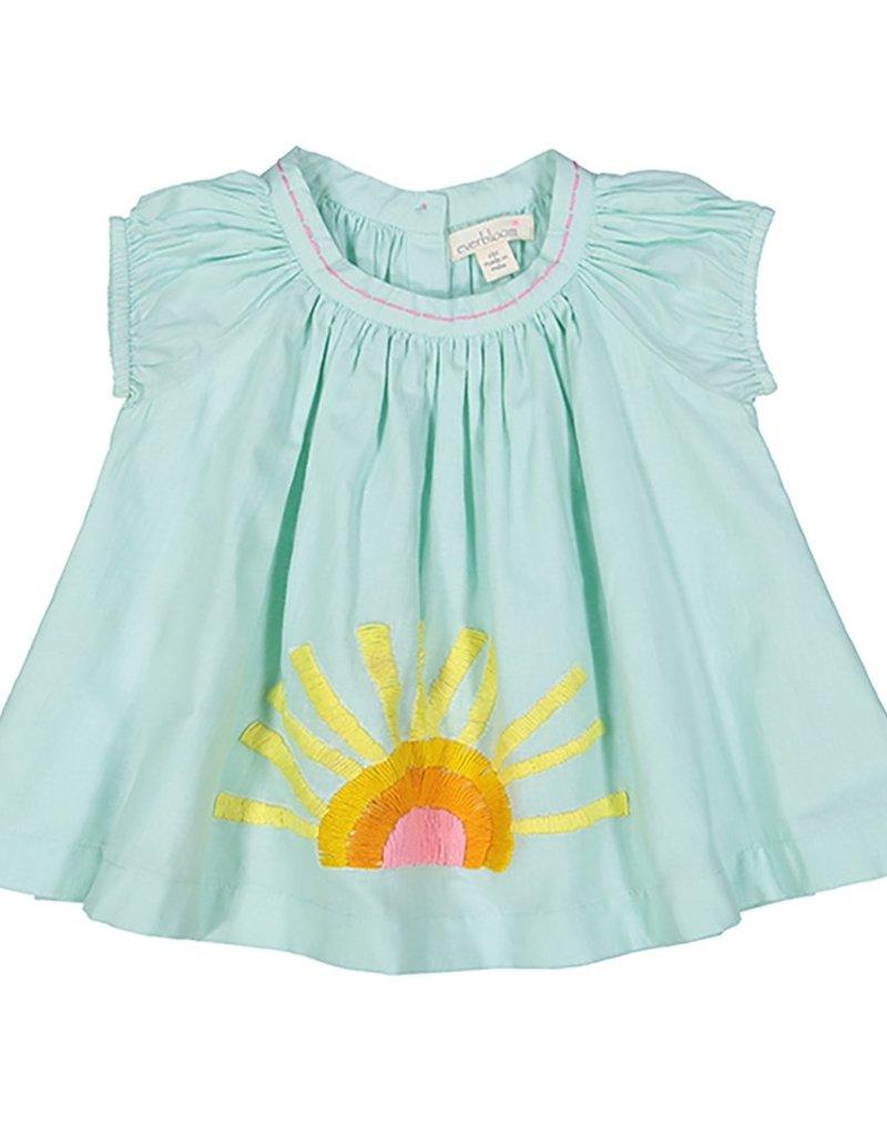 Everbloom sunrise baby dress