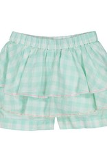 Everbloom ruffle shorts