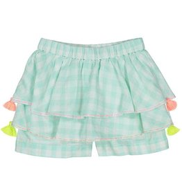 Everbloom ruffle shorts