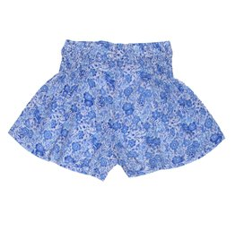 Coco and Ginger bluebell short- porcelain