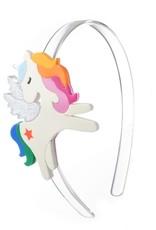 Lilies & Roses HB unicorn rainbow