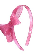 Lilies & Roses HB big bow- vintage pink