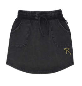 Rock Your Baby quatro skirt- black