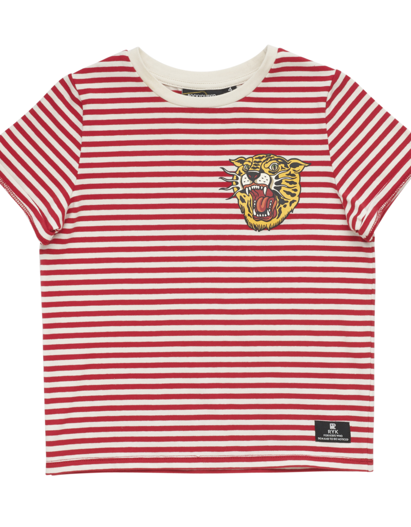 Rock Your Baby tiger stripe tee