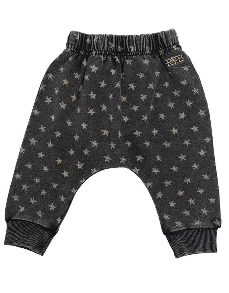 Rock Your Baby stars slouch pant