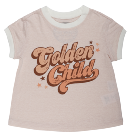 Tiny Whales golden child tee