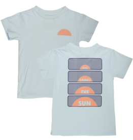 Tiny Whales here comes sun tee