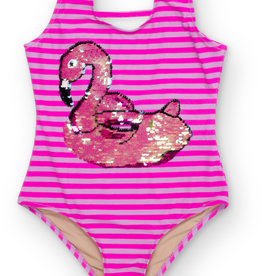 Shade Critters flamingo sequin