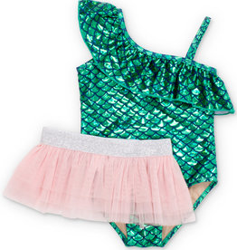 Shade Critters metallic mermaid set