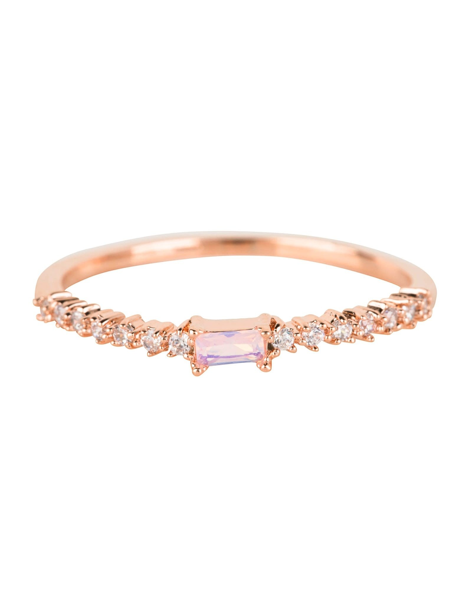 Girls Crew tiara ring