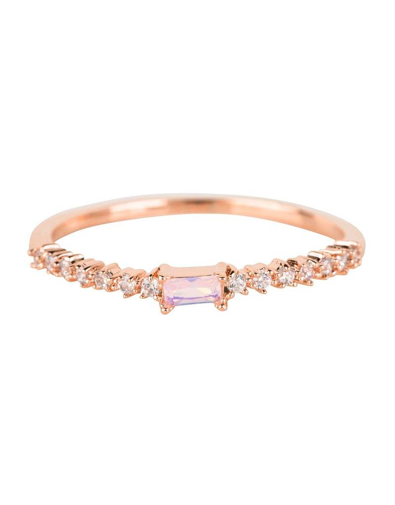 Girls Crew tiara ring