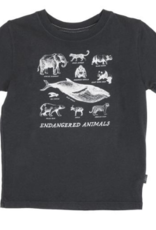 Feather 4 Arrow endangered animals tee