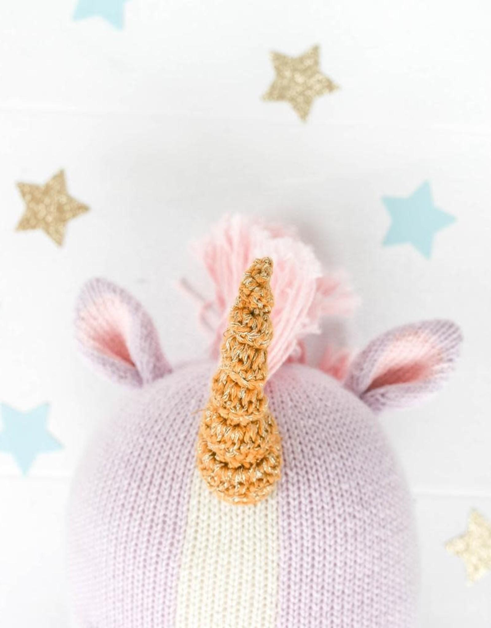 Cuddle+Kind zoe the unicorn- little