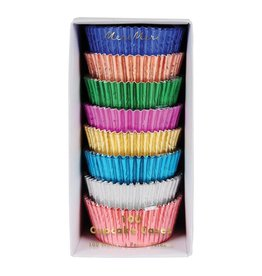 Meri Meri metallic cupcake liners