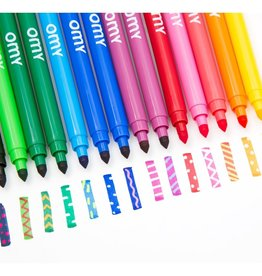 OMY magic markers- set of 16